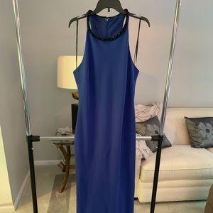 Calvin Klein floor length gown